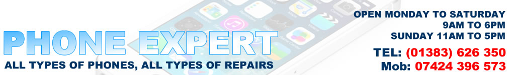 Mobile phone repairs dunfermline