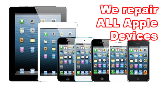 Apple Ipod Iphone Ipad Repairs Dunfermline